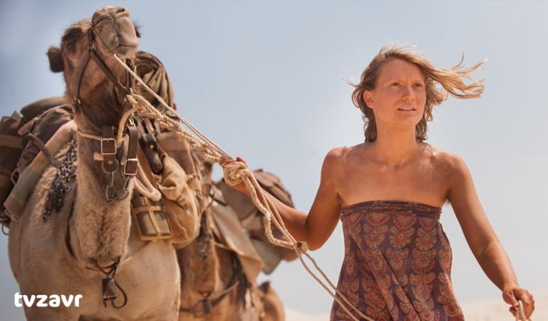 Тропы Главную роль в этой австралийской ленте исполнила Миа Васиковска. Она сыграла Робин — молодую