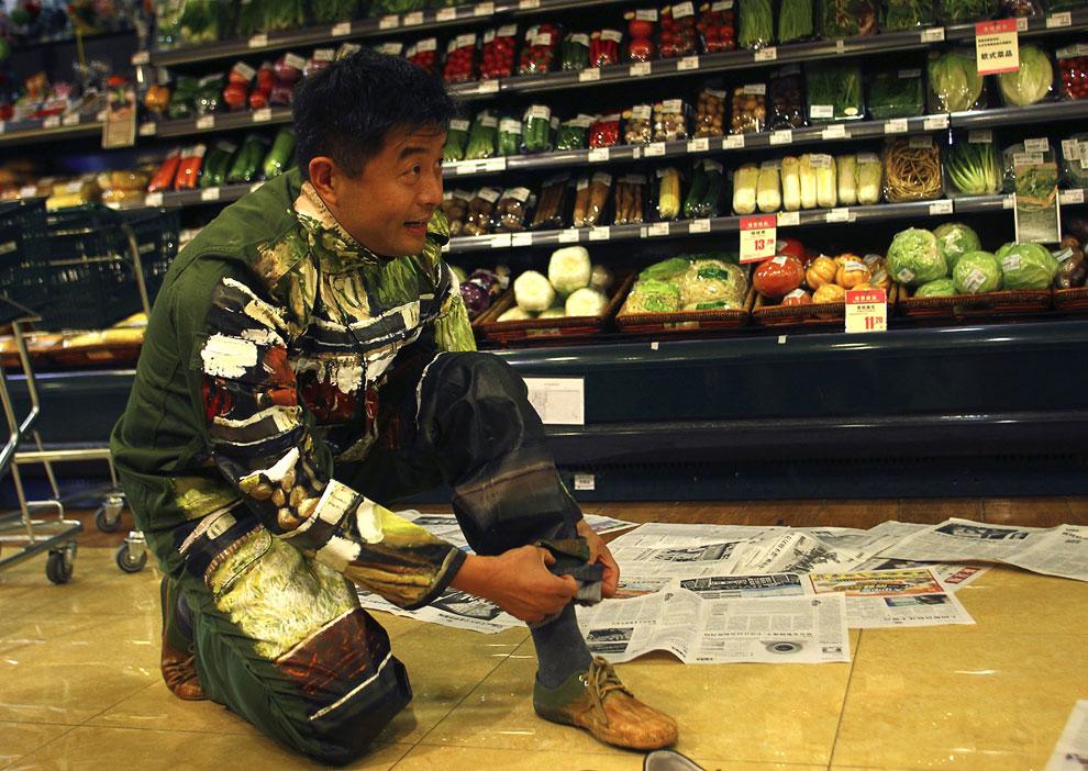 Видно, что творчество приносит удовольствие, и это главное. (Фото Reuters | China Daily):