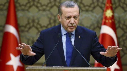 Эрдоган отменил визит вКазахстан всвязи стерактом вСтамбуле