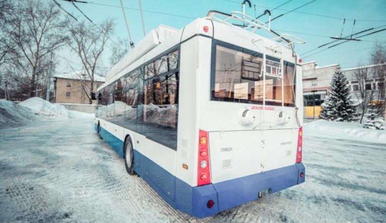ВКрыму увеличились цены напроезд втроллейбусах