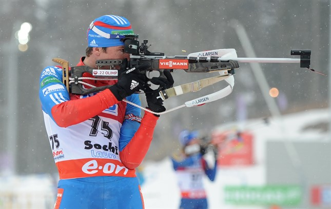Биатлонист Алексей Слепов победил вспринте начемпионате РФ вУвате