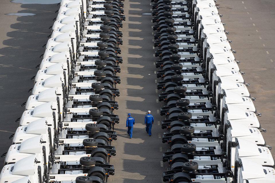 В 2017-ом году господдержка автопрома составит приблизительно 62,3 млрд руб— Минпромторг