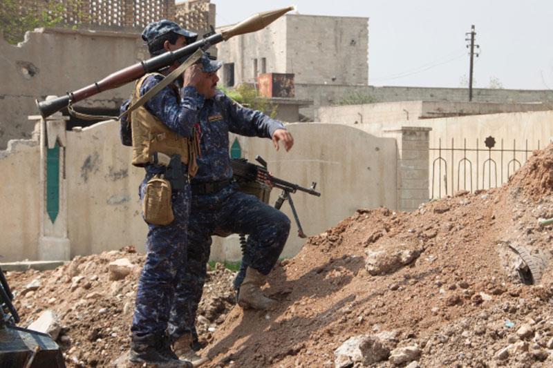 Боевики ISIS убили 3 полицейских вблизи Мосула— Ирак