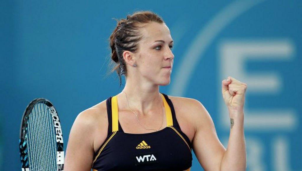 Шарапова вышла во 2-ой круг турнира WTA вМадриде