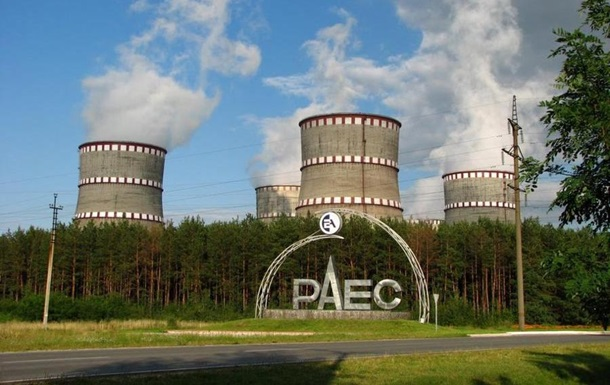 Отключен энергоблок наЗапорожской АЭС