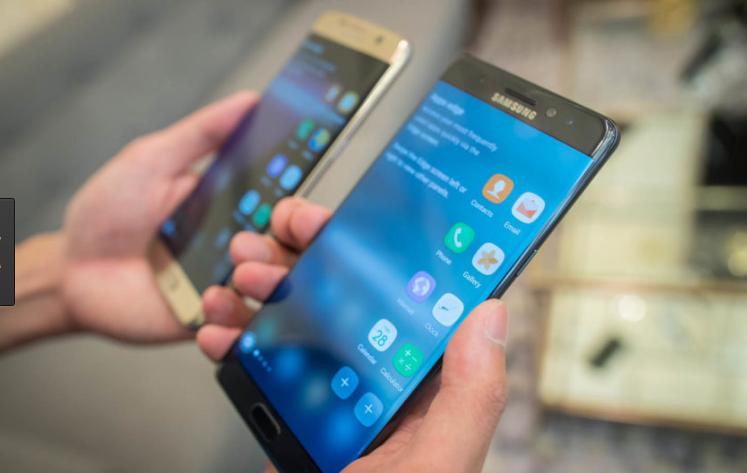 Обновлённая версия Самсунг Galaxy Note 7 будет стоить вдвое дешевле