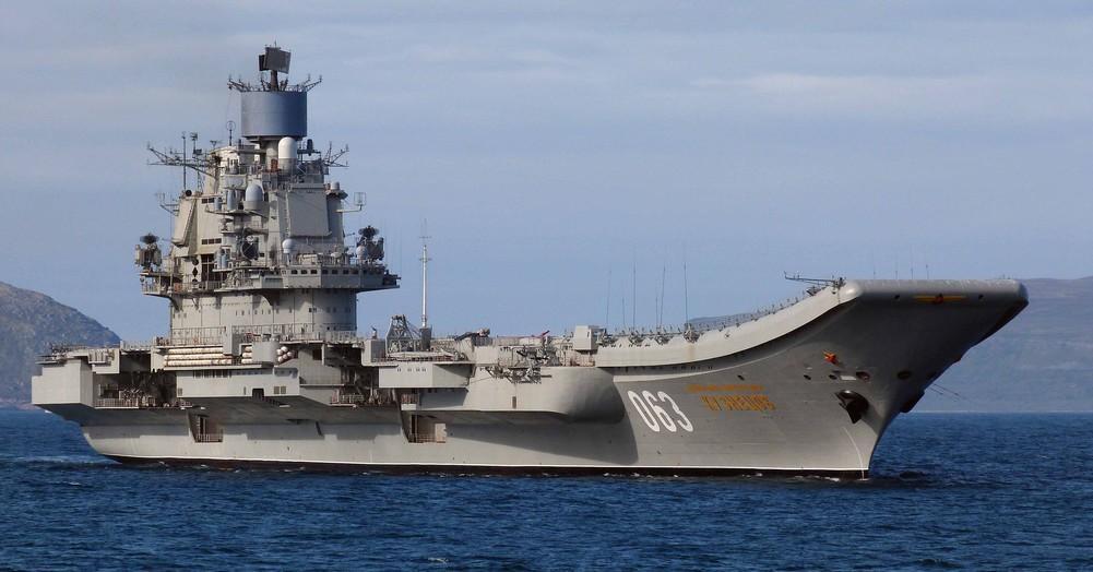 Ремонт «Адмирала Кузнецова» обойдется в50 млрд руб.