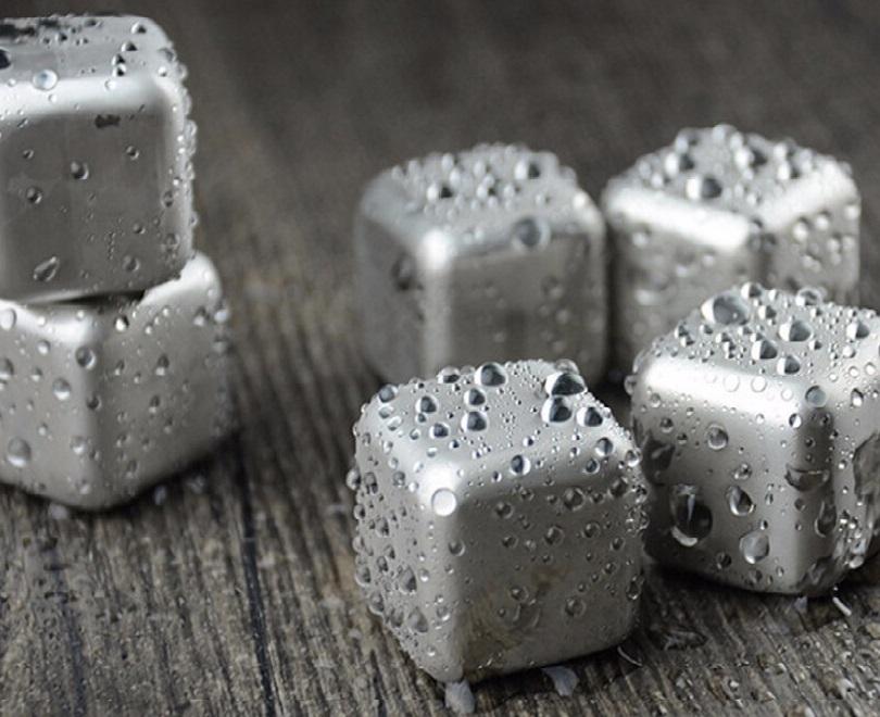 Камни для виски Стальной лед