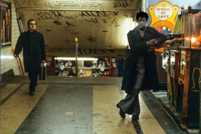 Как выглядело нью-йоркское метро в 1980-х годах