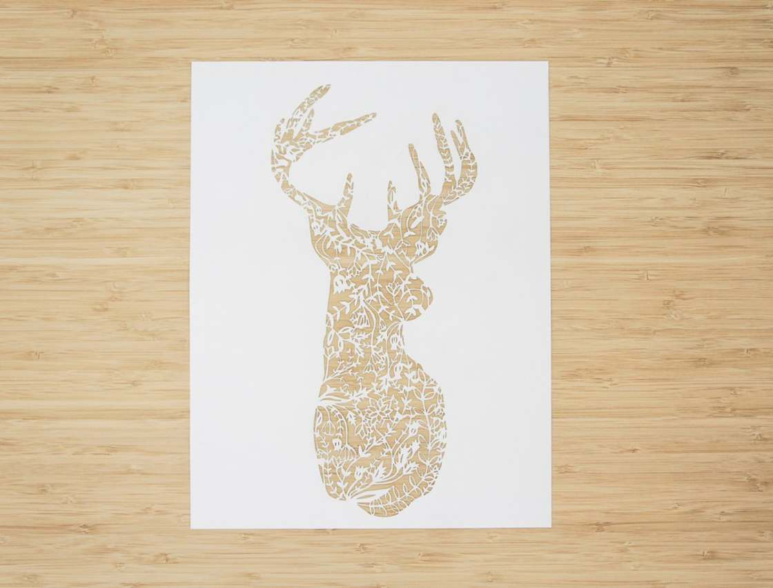 The anatomical papercut of Ali Harrison