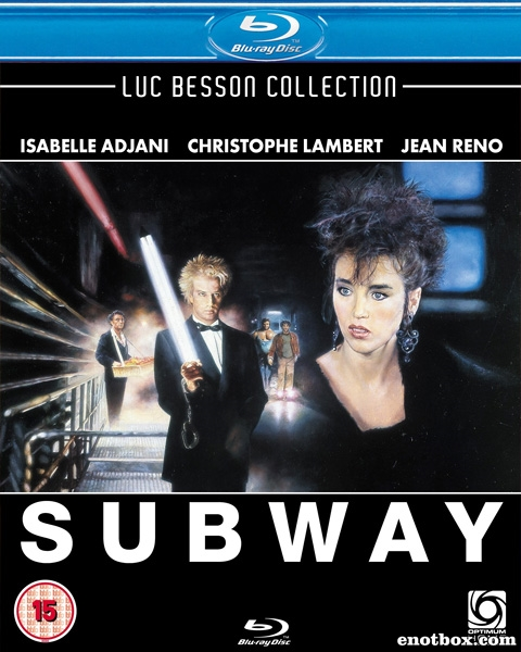 Подземка / Subway (1985/BDRip/HDRip)