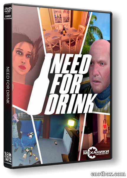 Need For Drink [Early Access] (2017) PC   RePack от R.G. Механики