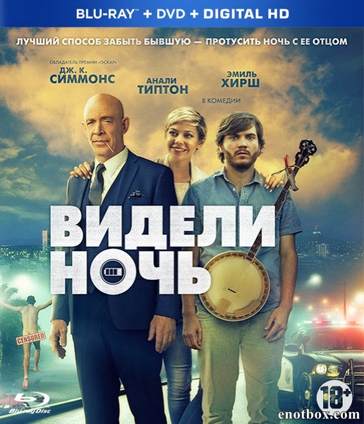 Видели ночь / All Nighter (2017/BDRip/HDRip)