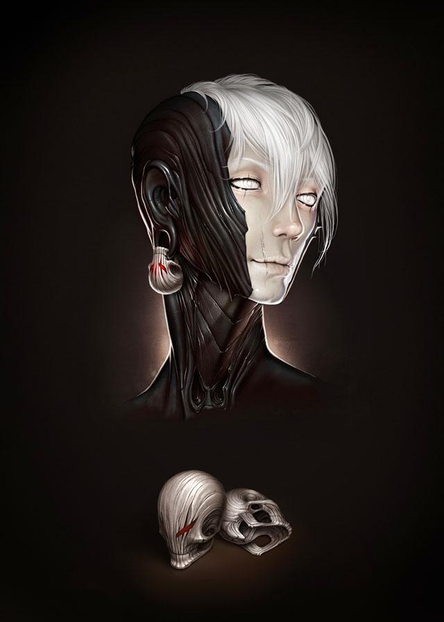 Breathtaking Illustrations by Alexander Fedosov
