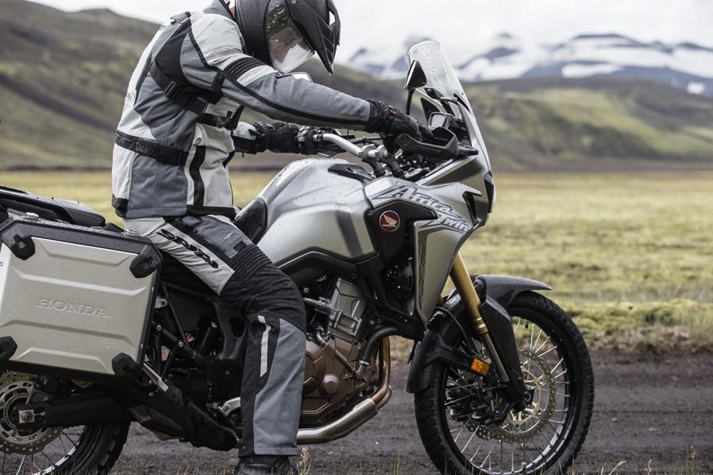 Туристическая мотокуртка Spidi Globetracker