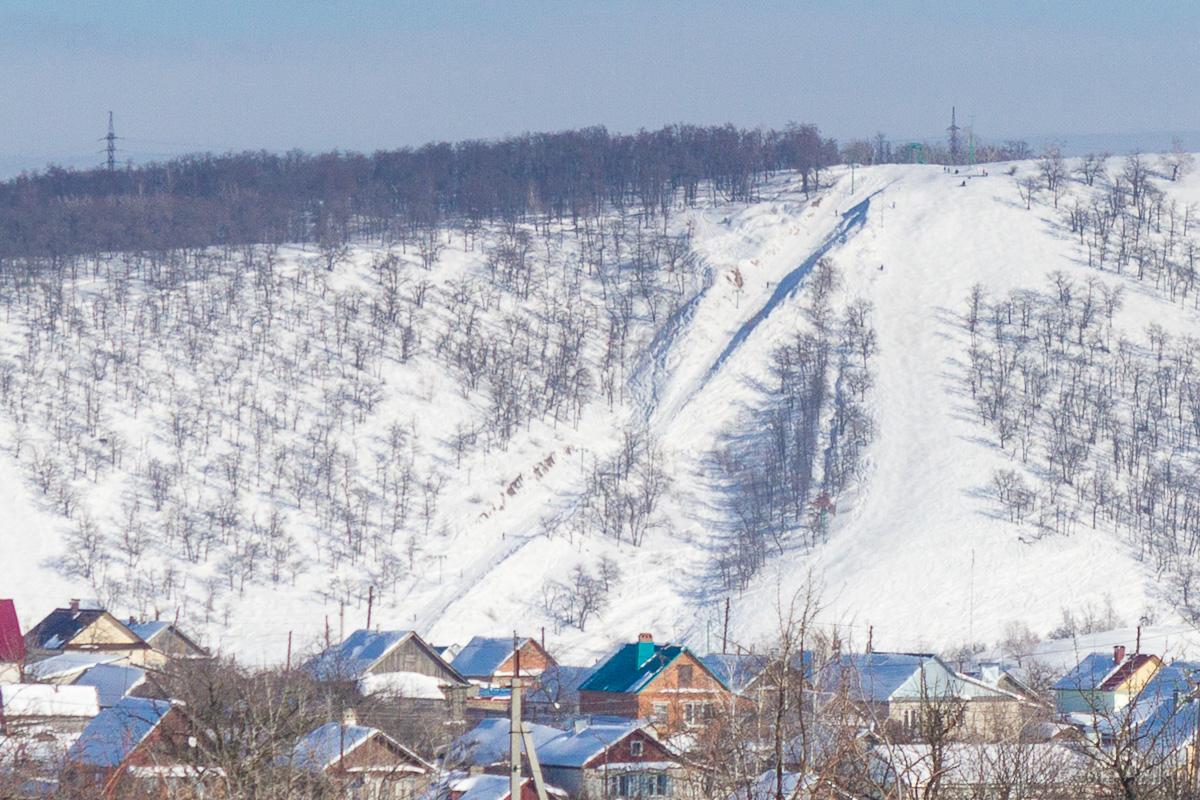 Вольск зима горы фото 5