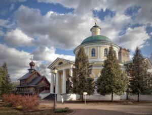Храм Успения Пресвятой Богородицы в Косине