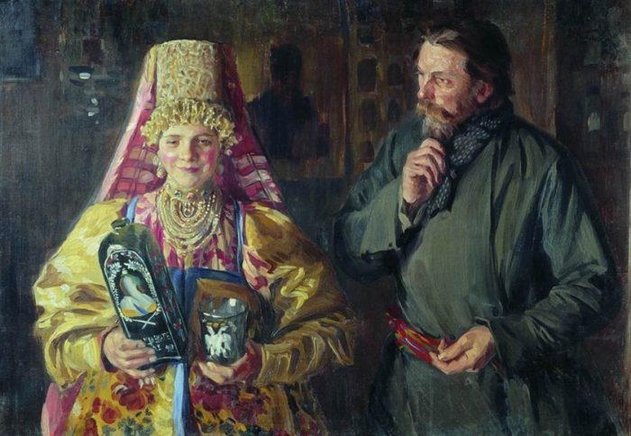 Иван Куликов - муромский живописец
