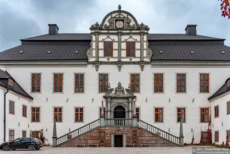 Замок Тидё.