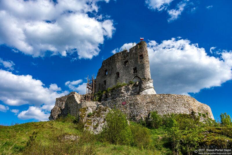 Муров. Муровский замок