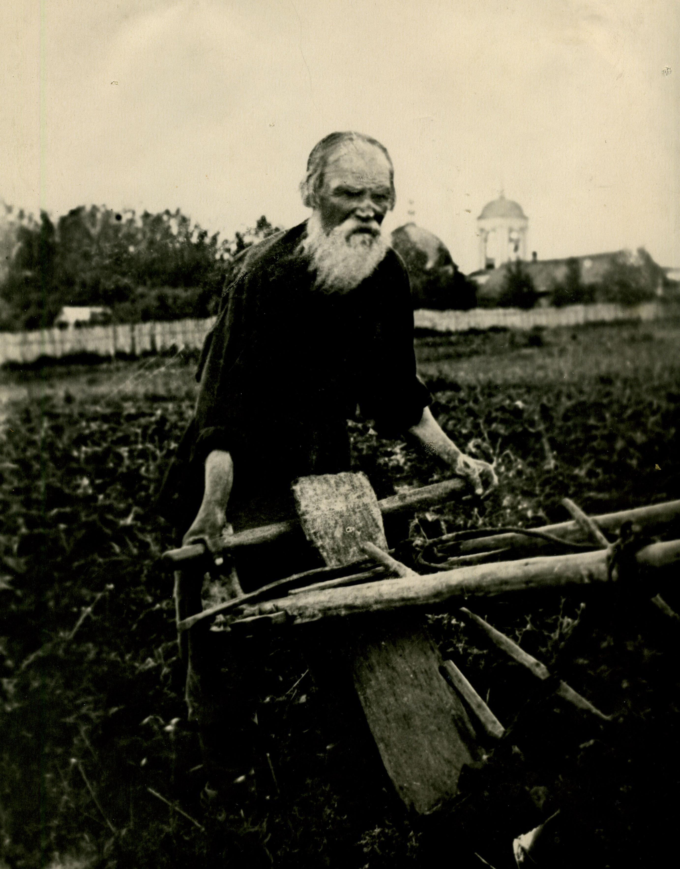 Пахарь. Муромский уезд, 1890-е