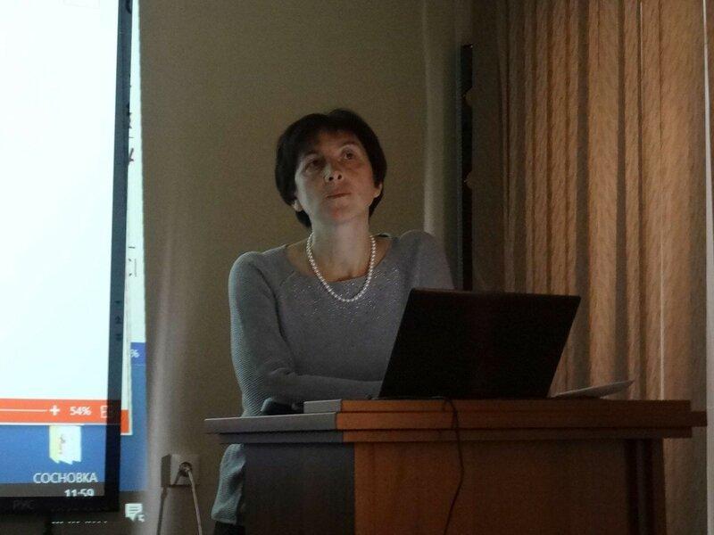 Ольга Чупаченко, директор Центра спутникового мониторинга и гражданского контроля