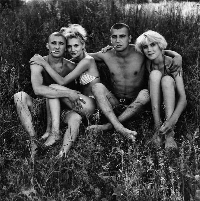Советский эротизм на снимках Николая Бахарева