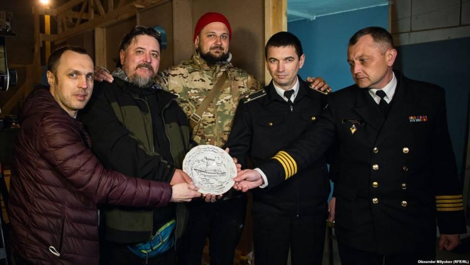 Госкино показало трейлер фильма о сопротивлении украинского корабля во время аннексии Крыма
