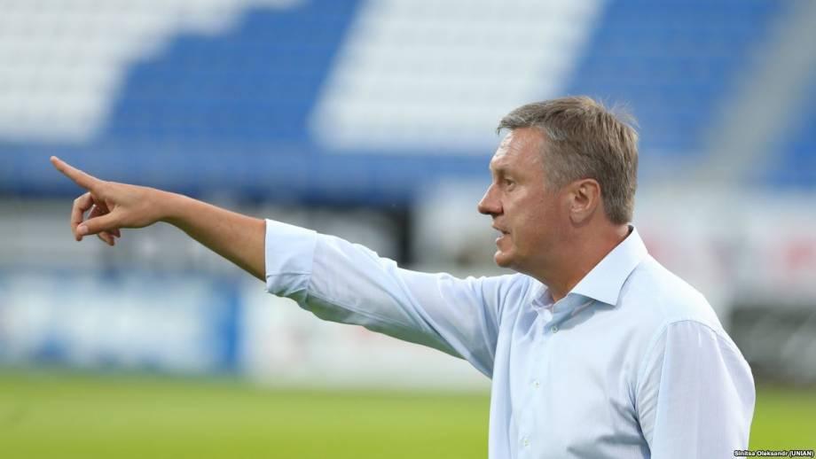 Футболисты «Динамо» прибыли в Мариуполь