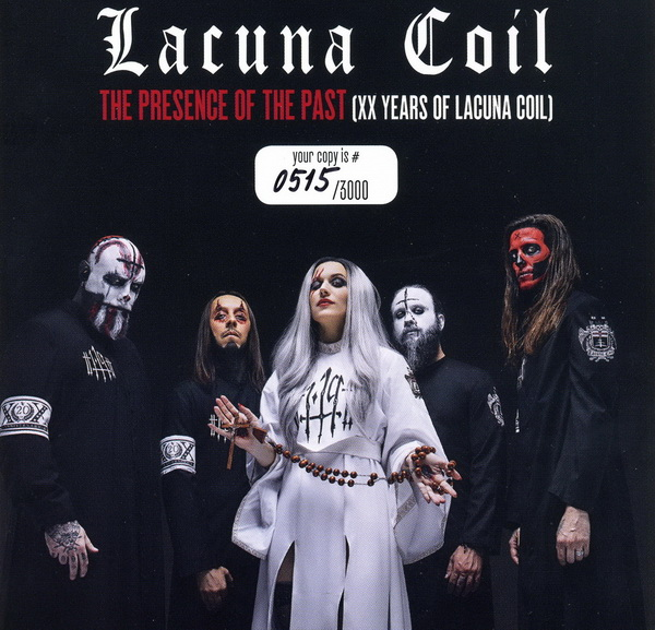 Lacuna Coil - 2018 - The Presence Of The Past [Century Media, 19075810532, 13 CD, Germany]