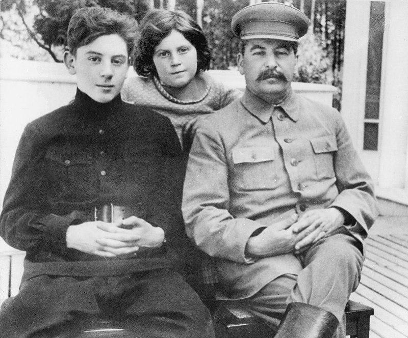 97 лет назад, 21 марта 1921 года, родился Василий Иосифович Сталин (много фото)