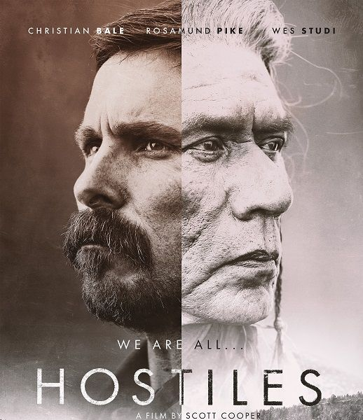 Недруги / Hostiles (2017/WEB-DLRip)