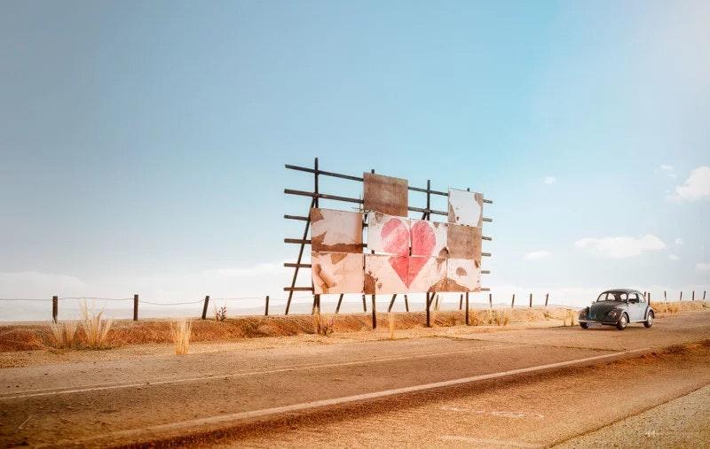 «Они не настоящие»: мексиканский фотограф создает реалистичные снимки, используя маленькие модели машин (3 фото)