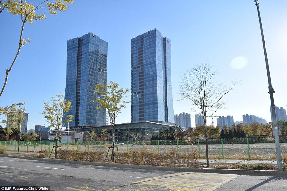 «Умный» город будущего, в котором никто не живет: как провалился самый амбициозный строительный проект в Азии