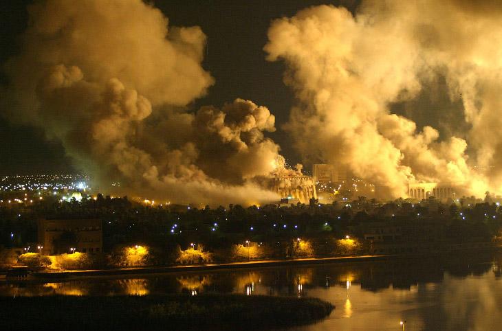 15 лет войны в Ираке (26 фото)