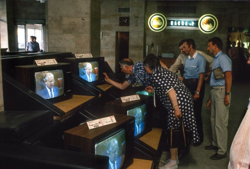 СССР конца 80х (30 фото)