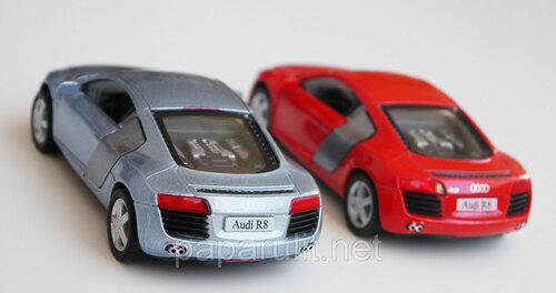 Kinsmart Audi R8