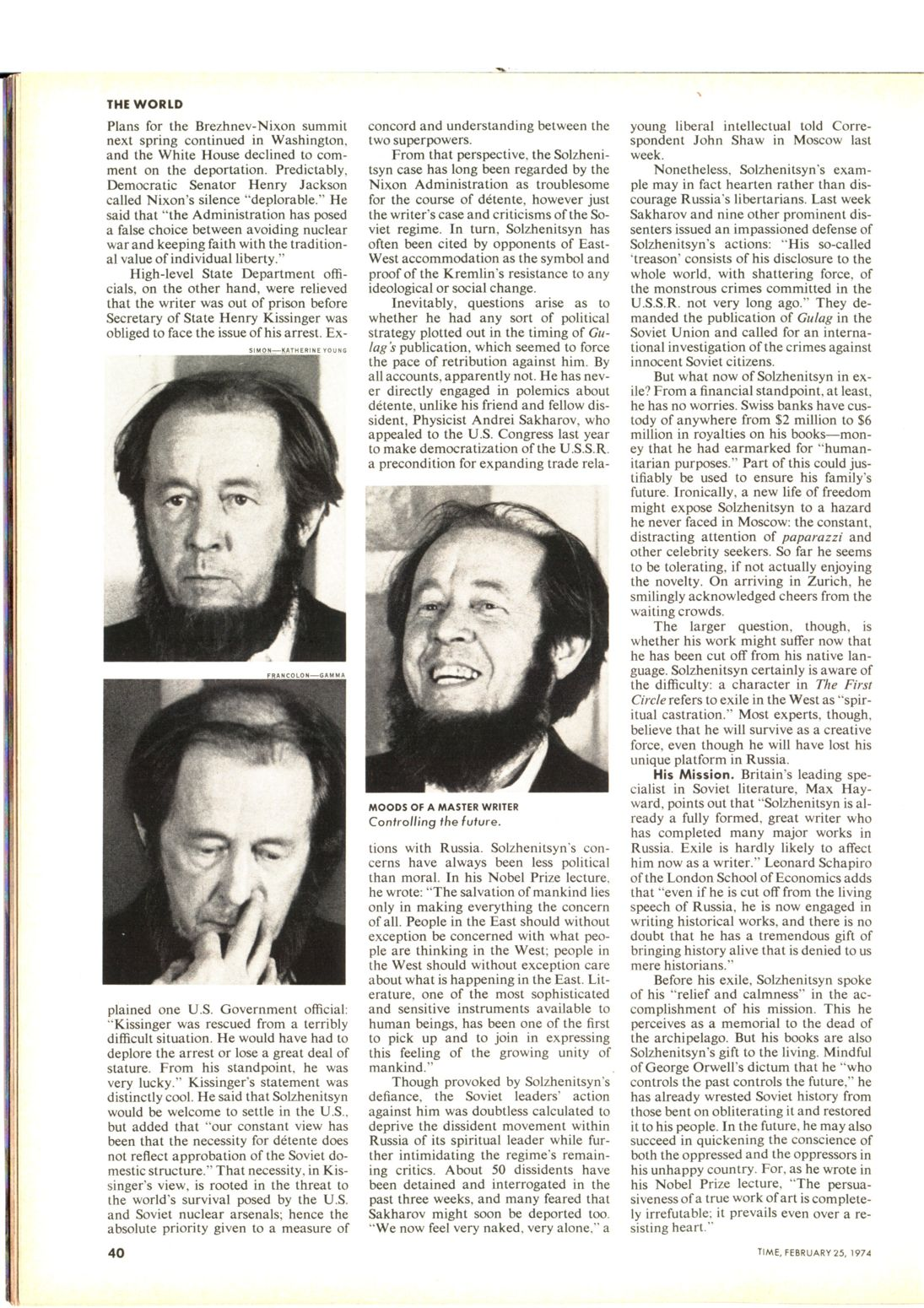 Time-Feb. 25, 1974, Vol. 103, No. 8-pic5