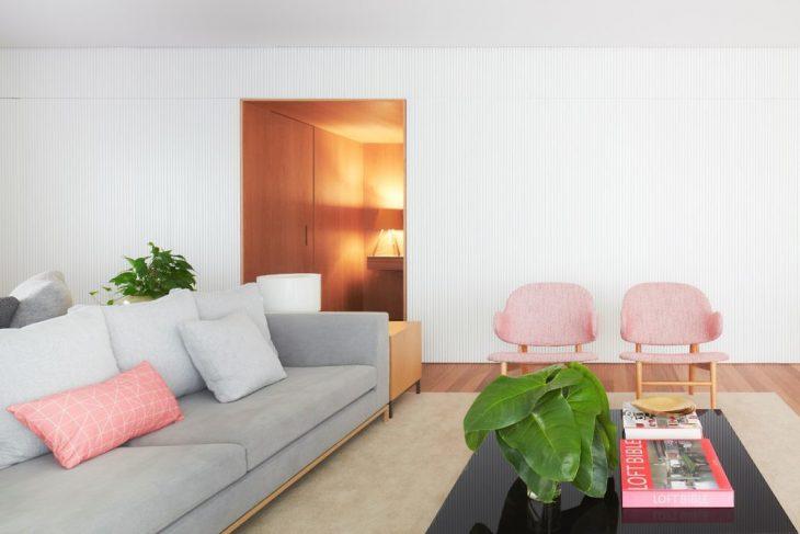 Apartamento AML by David Ito Arquitetura