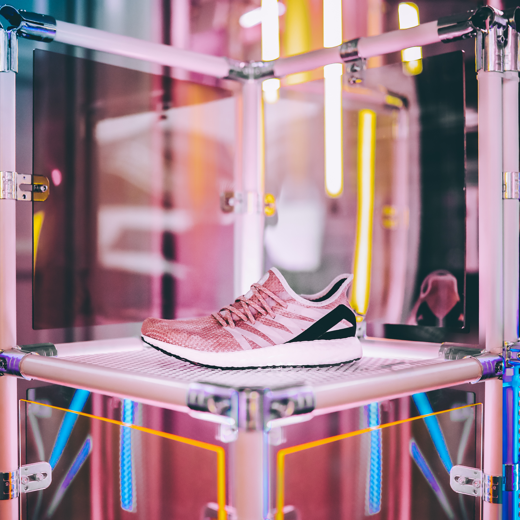 SpeedFactory: a futuristic and innovative experience by adidas (6 pics)