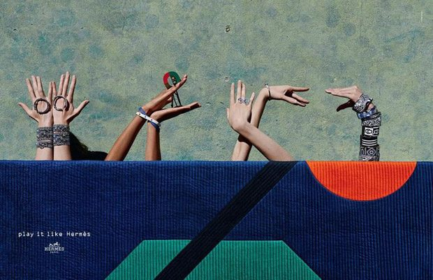 ad campaigns SS18 Womenswear