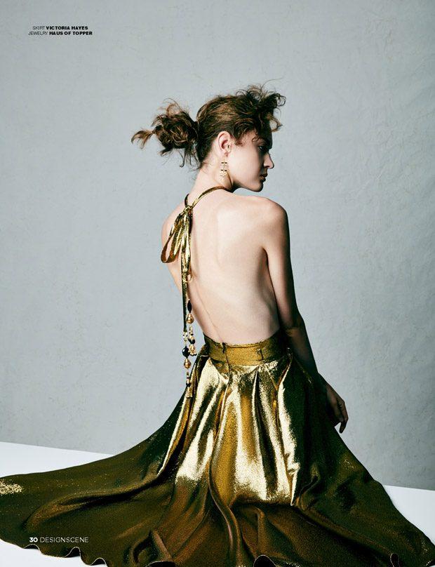 Stardust by Yuji & Mari Oboshi for Design SCENE Magazine #21 Issue