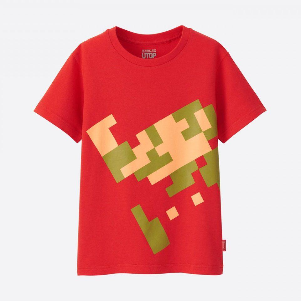 UNIQLO e Nintendo apresentam colecao de camisetas desenvolvidas por fas (69 pics)