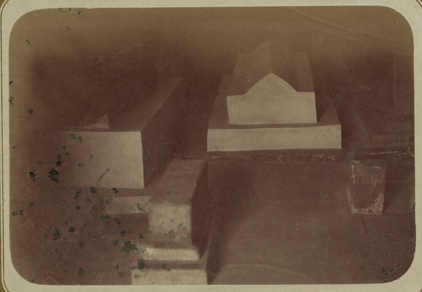 Мавзолей эмира Тимура Курагана (Гур-Эмир). Часть надгробного камня