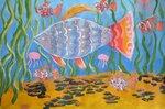 Копылова Дарья (рук. Киселева Дарья Вагифовна) - Подводный мир