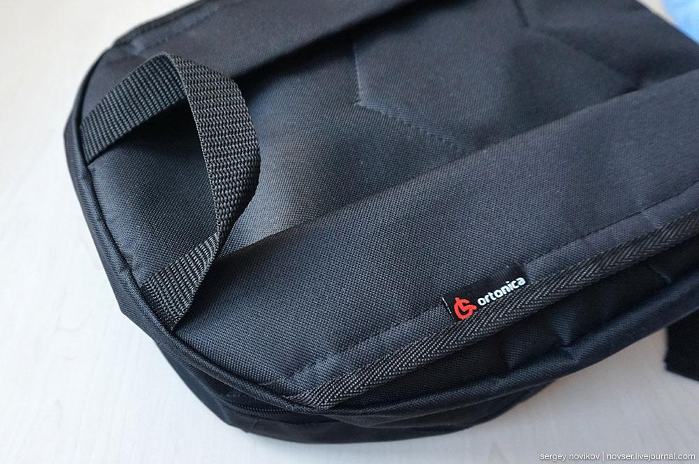 Рюкзак для инвалидной коляски Ortonica