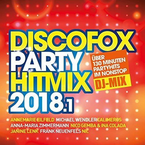 VA - Discofox Party Hitmix 2018.1 (2018)