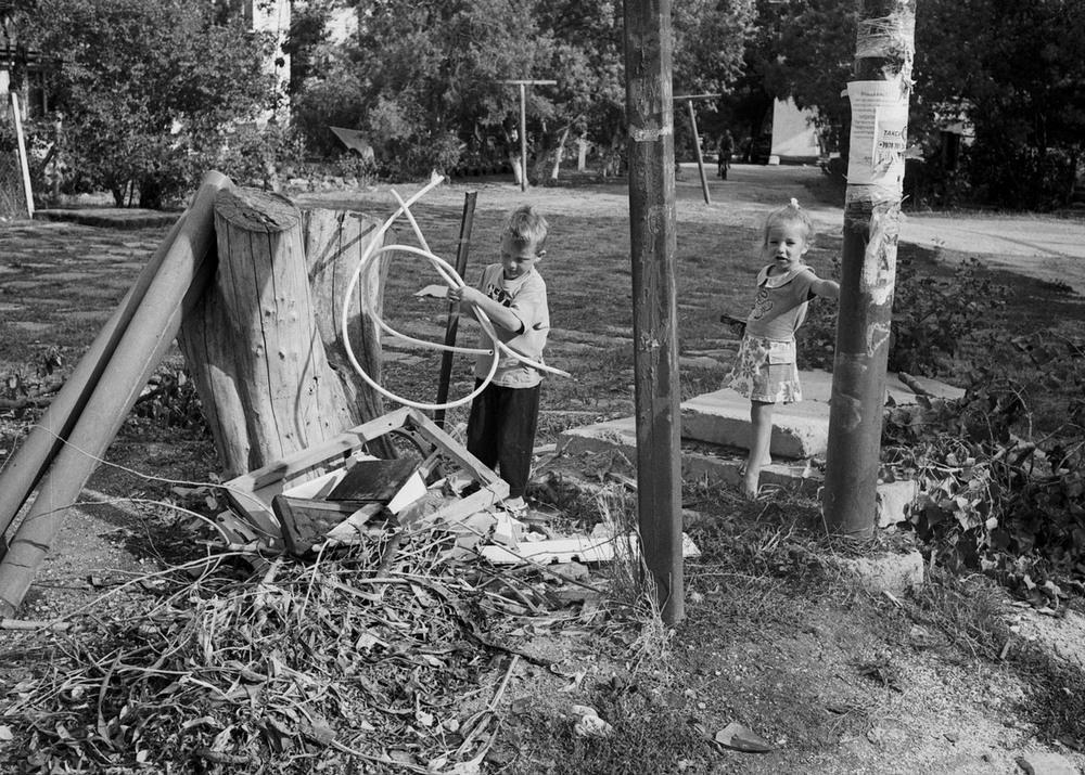 Молодость и безрассудство на снимках Оли Воробьевой