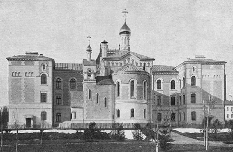 Варваринский сиротский приют, 1905 - 1906 гг.