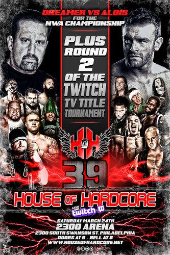 Post image of House of Hardcore 39